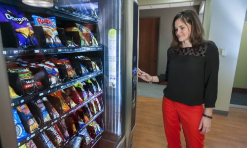 Food vending machines in Southern California including Central Coast and Bakersfield