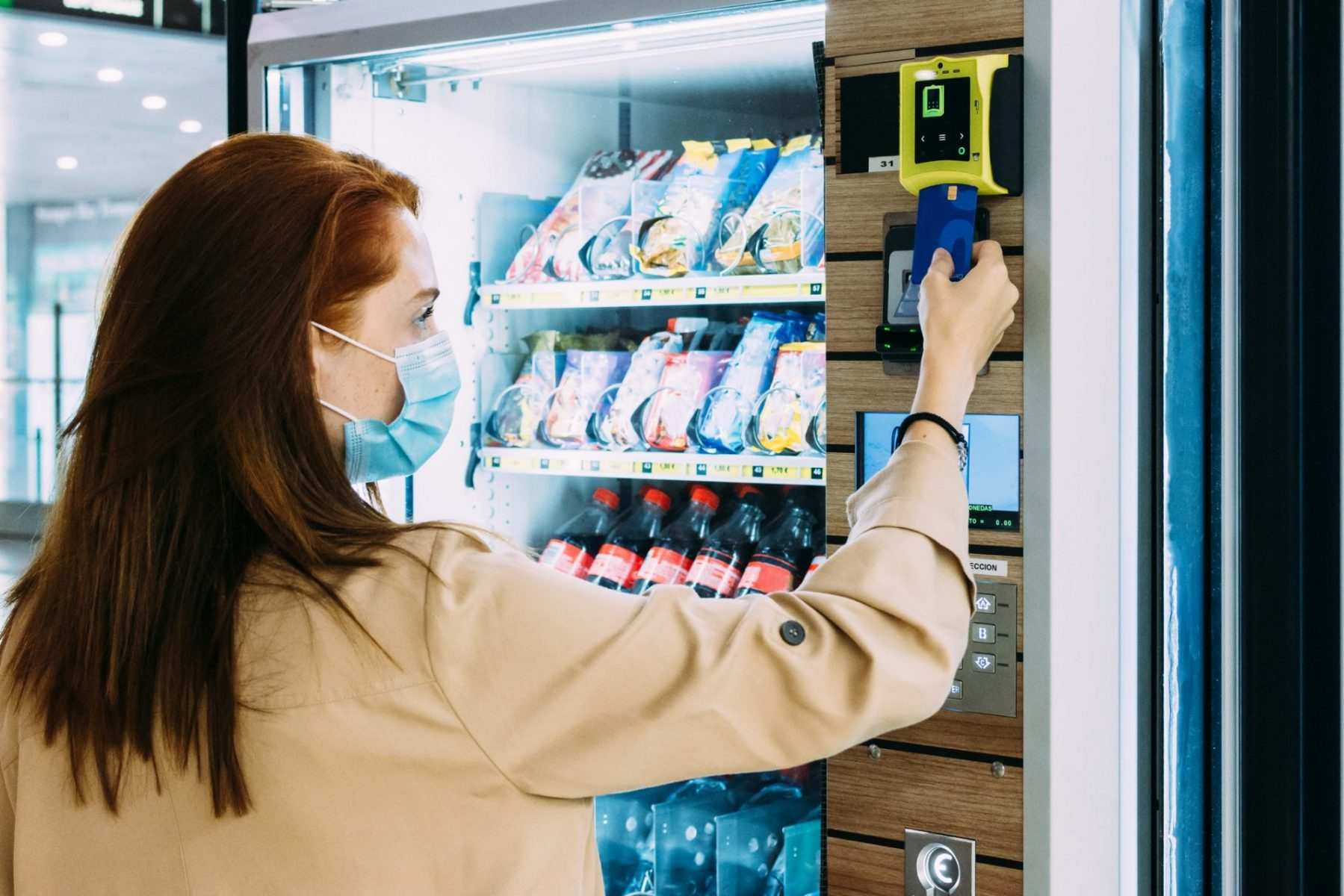 Vending Machines in Southern California, the Central Coast and Bakersfield Area