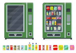 Vending Machine Technology | Green Equipment | Southern California, the Central Coast and Bakersfield Area Vending Service | Workplace Refreshment Services